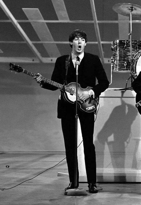 Happy 76th birthday Sir Paul McCartney!