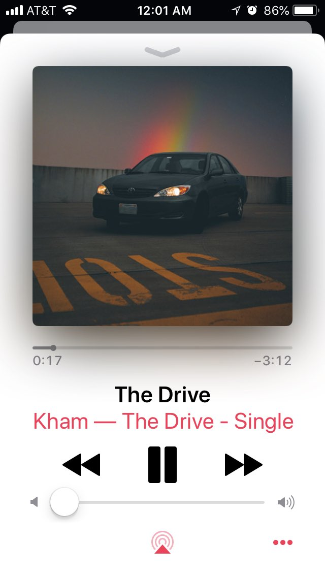 #TheDrive