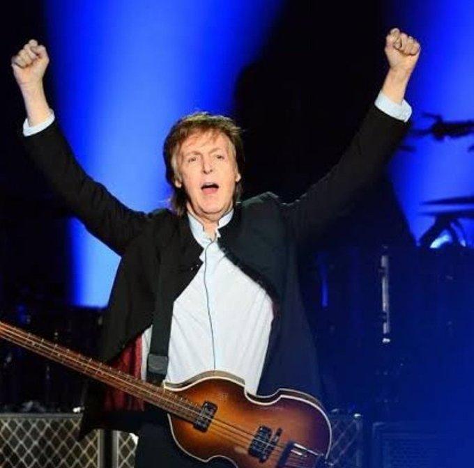 Happy birthday Paul McCartney !  Né le18/06/1942 (76 ans)