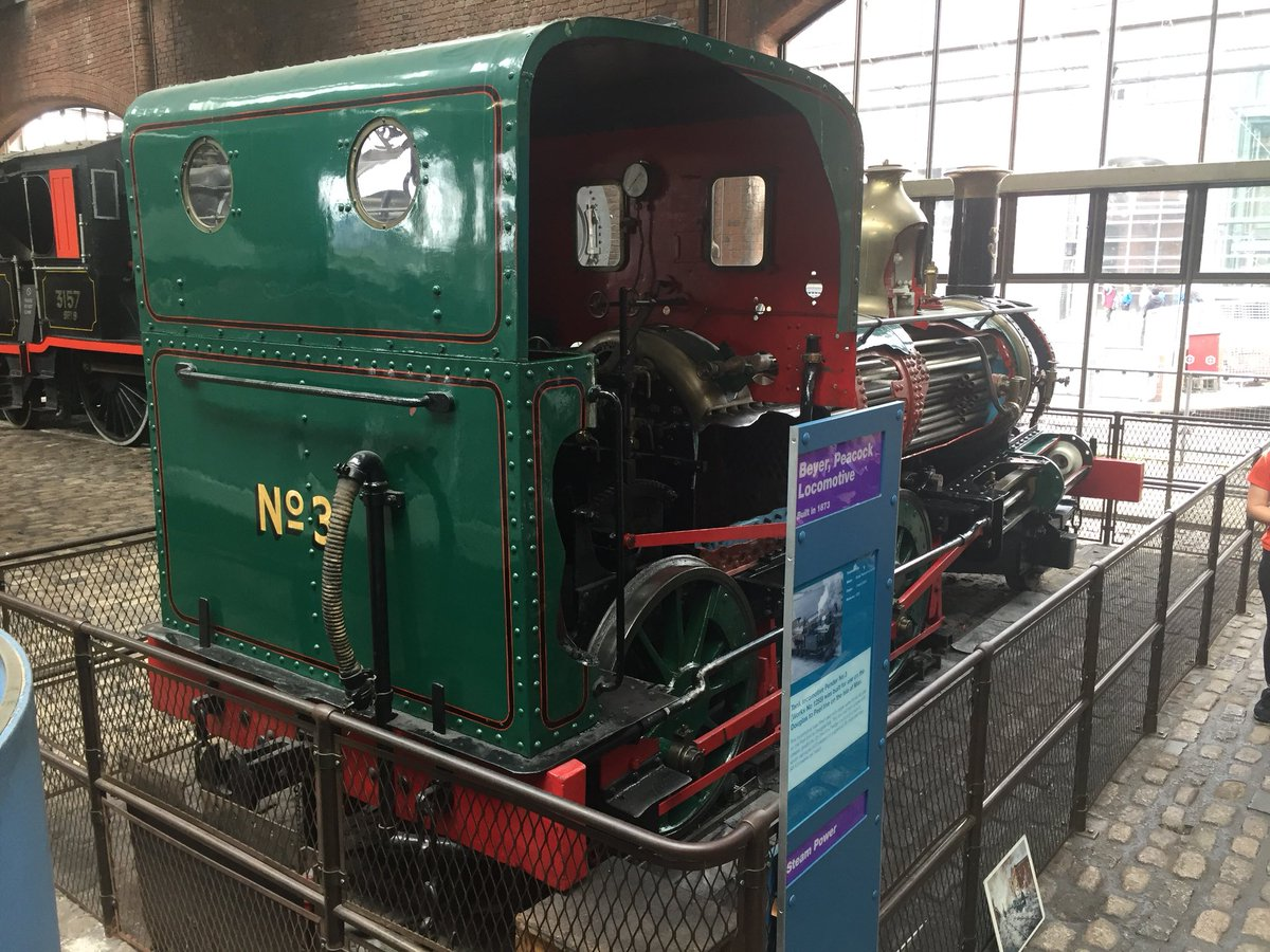 """test Twitter Media - Learning about how steam can be used to power trains? """"It's amazing how all of the parts work together."""" #gorseyhistory #gorseyscience https://t.co/vCWhWu929P"""