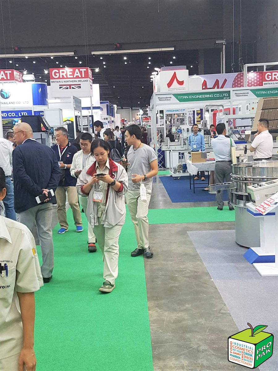 test Twitter Media - Thank you to everyone who joined us at Propak Asia 2018. We look forward to seeing you again next year! #propak #propakasia #propakasia2018 https://t.co/Ow490LI7jE