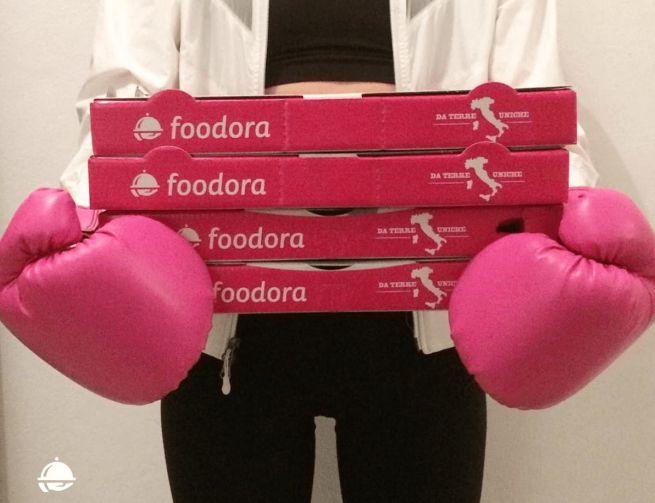 #Foodora