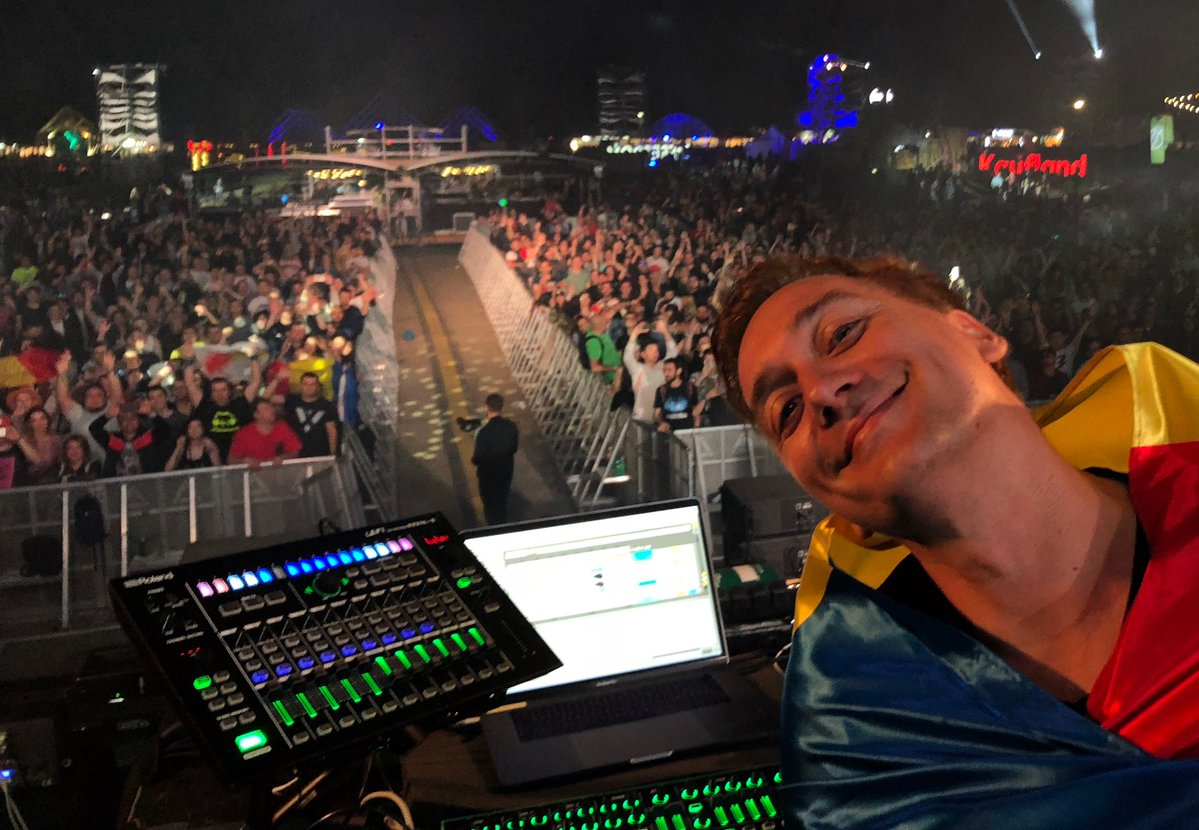 Afterhills was big fun! Relive the moment tonight 7pm CEST on https://t.co/v0LuX7CEQG https://t.co/u2CaXblcat