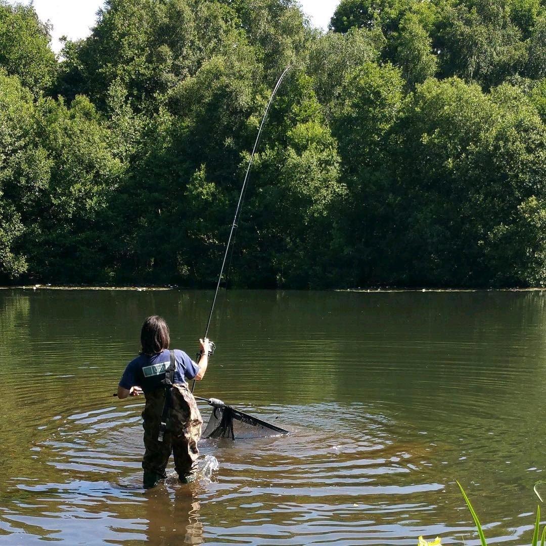 Waiting for the weekend <b>😍</b> #fishing #angling #badangling #carpfishing https://t.co/AaDd3IkW