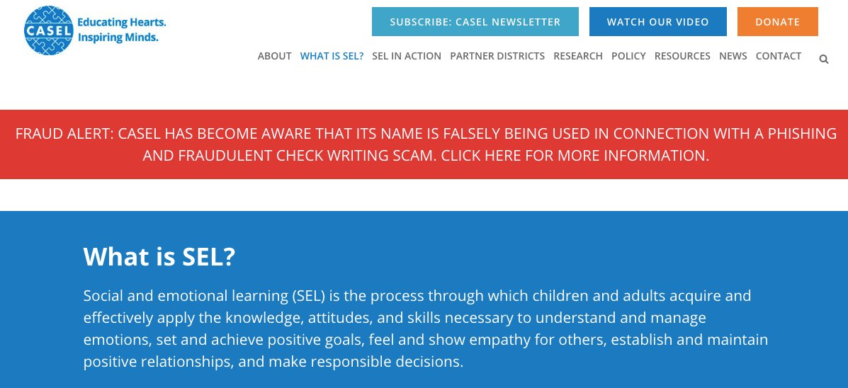 test Twitter Media - Casel has a great summary about #SEL  https://t.co/smy0DRzWrf   #socialemotional #SEL4CA #learning #children #kids #security #protection #love #care #skills #community #school #support #thrive #emotional #learning #social #behavior #socialemotiomallearning #emotionalintelligence https://t.co/vUOYP2hzYz