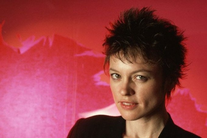 Happy Birthday Laurie Anderson.