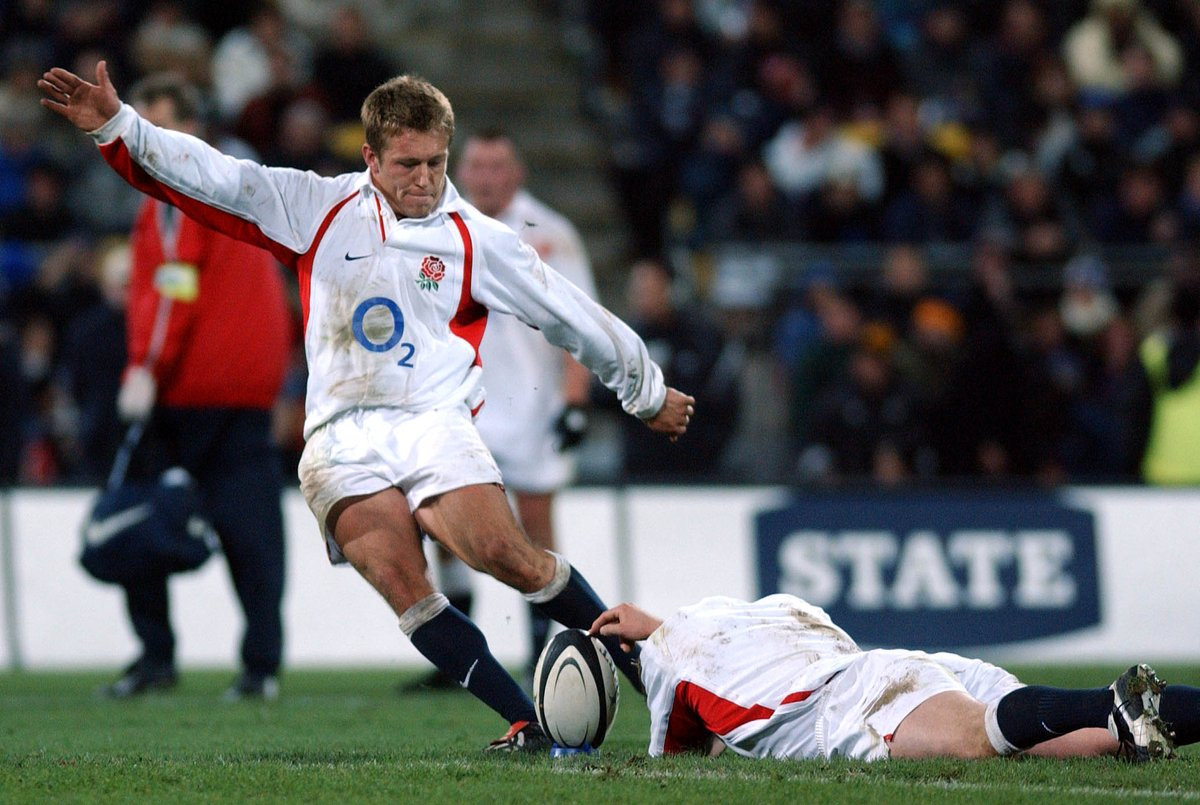 test Twitter Media - On this day in 2003... Jonny Wilkinson kicked all 15 points as England claimed their first win in New Zealand in 30 years 🎯 https://t.co/WgLYEMKF8d