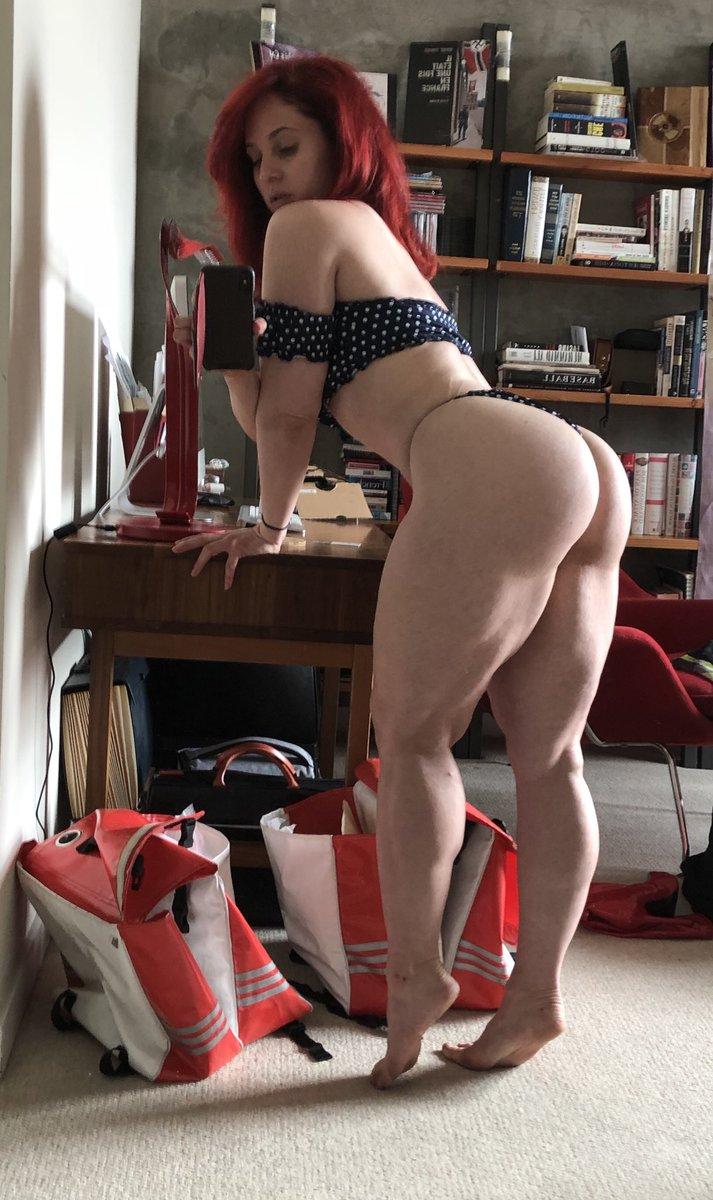 2 pic. I think my new #bikini by is a keeper. I do love me some #polkadots /
