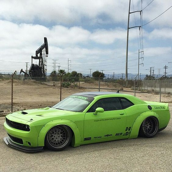 RT @Mopar_Logic: #Dodge #Challenger #V8 #Mopar #MoparLogic
