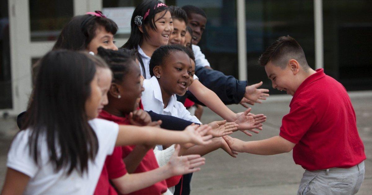 test Twitter Media - Social Emotional Learning in Elementary School (RWJF) https://t.co/SVBNZnPeAV #SEL #SEL4CA #socialemotional #learning #emotional #Intelligence #school #kids #school #culture https://t.co/LPhVcVfbYR