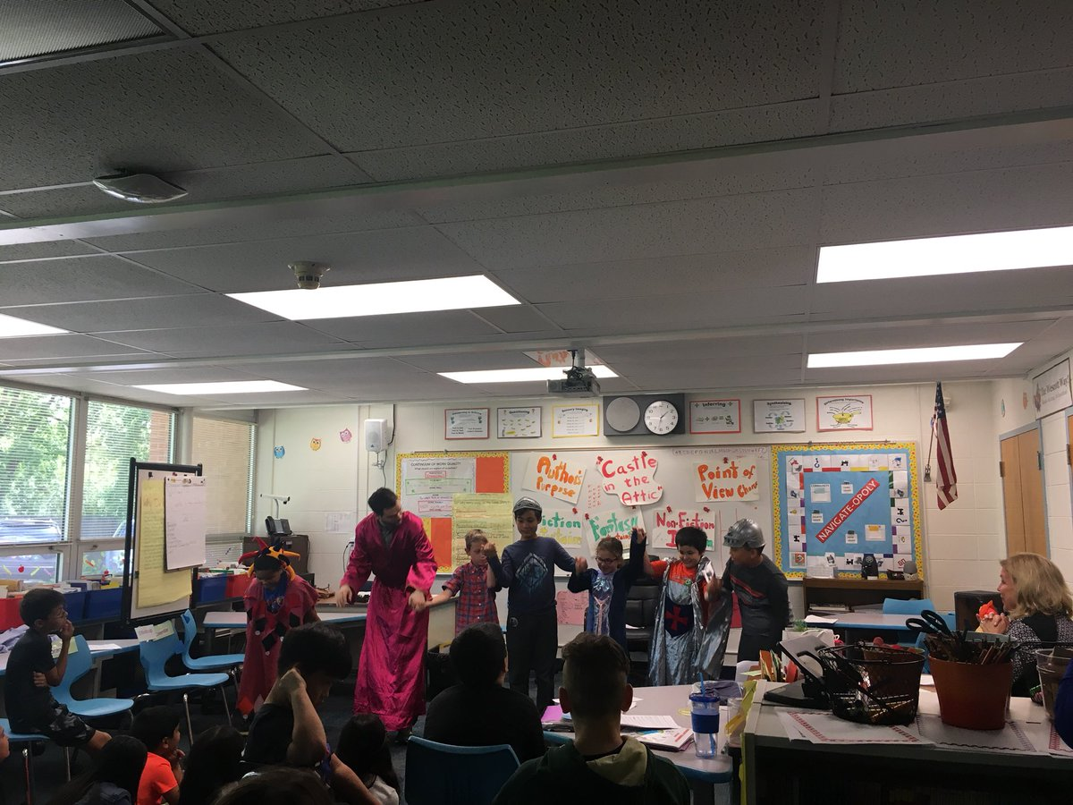 test Twitter Media - performance of castle in the attic - a wonderful wescott tradition! #d30learns https://t.co/hBiPEfWW5i