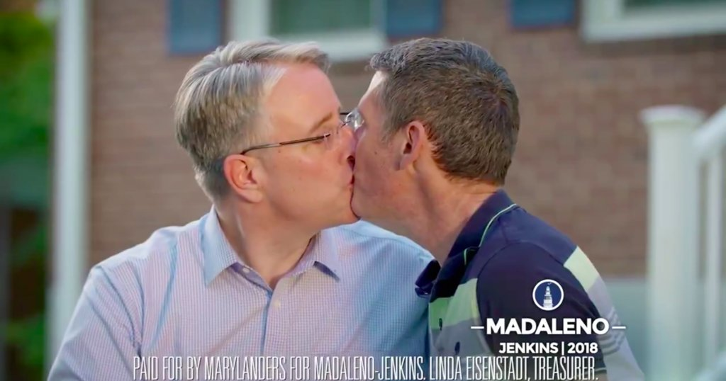 Maryland gubernatorial candidate tells Trump to kiss off in new ad