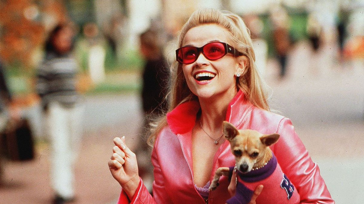 Reese Witherspoon Announced Legally Blonde 3 In The Most Elle Woods Way Possible