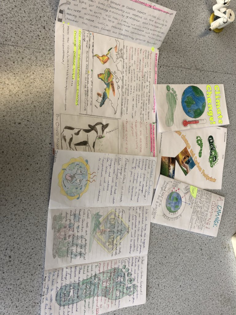 test Twitter Media - Learners produced timelines, leaflets and newspaper articles explaining key ideas such as how the atmosphere of the earth developed and the recent impact of human activity. https://t.co/LsAlgECv9m