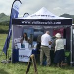 RT @KeswickTourism: It's glorious at KMF @KeswickFestival. Come and say hi 👋 https://t.co/wJqe0WgR7F