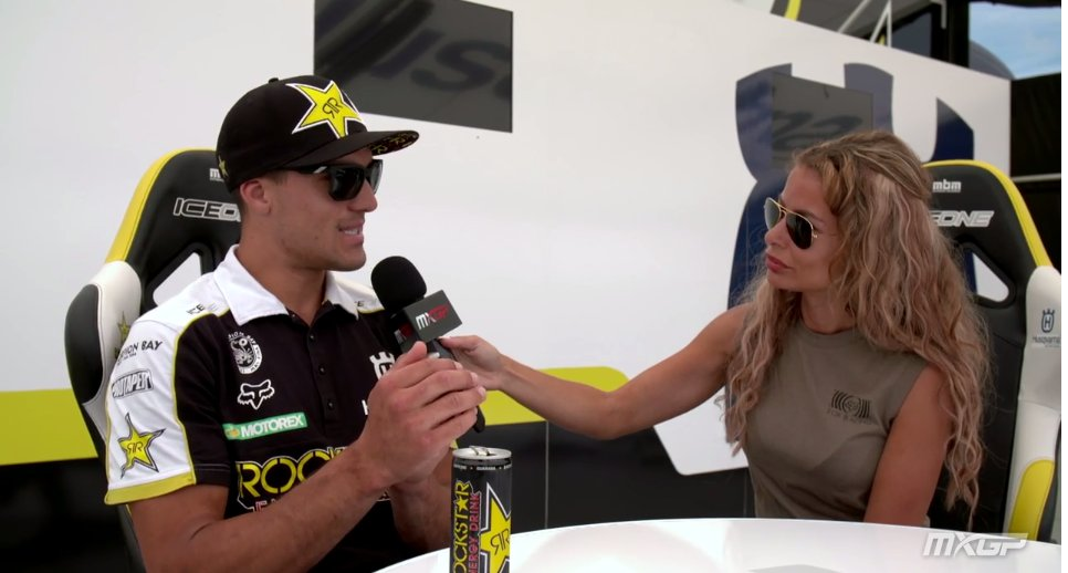 RT @mxgp: Watch: Pit Chat with @GautierPaulin at the MXGP of France! https://t.co/yHrf2PnxzL #MXGPFrance #MXGP https://t.co/VYxIUo4D2l