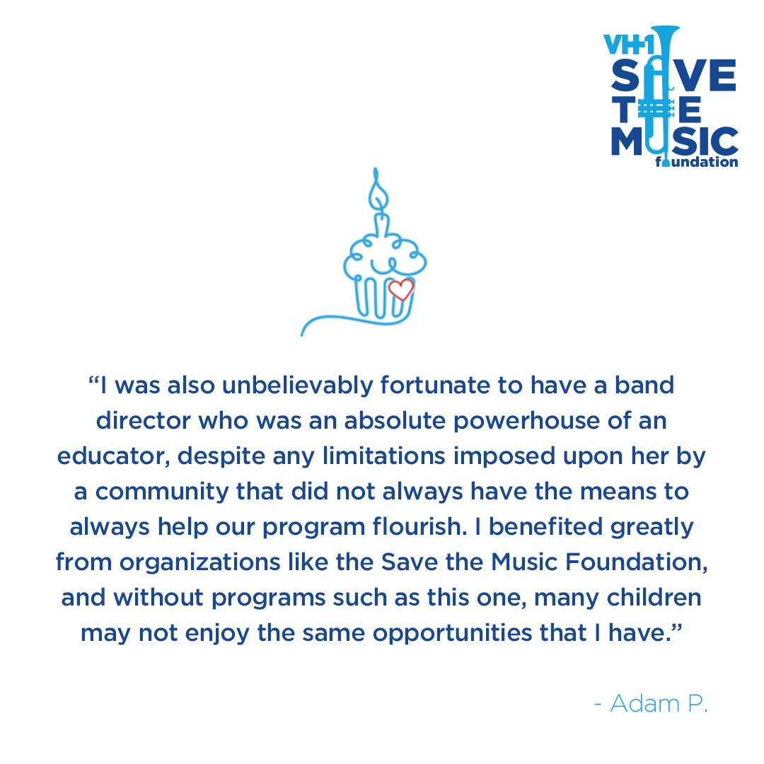 Instead Of Birthday Gifts Why Not Ask For Donations To Support Music Education You Can Create