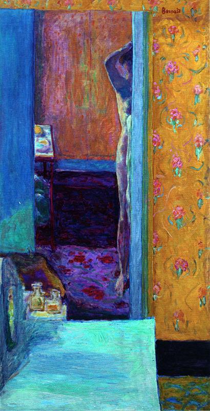 Nu dans un intérieur   - Pierre Bonnard  1912-1914 https://t.co/fs2MY6fUrx