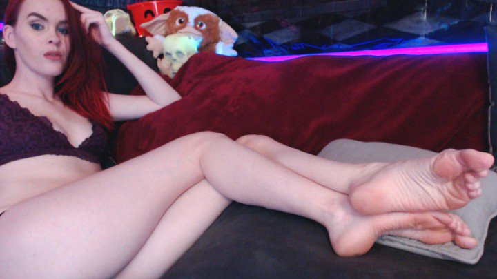 Footslave training your palce at my toes by MissEmberSkye Q5V37XJoAK Find it on #ManyVids