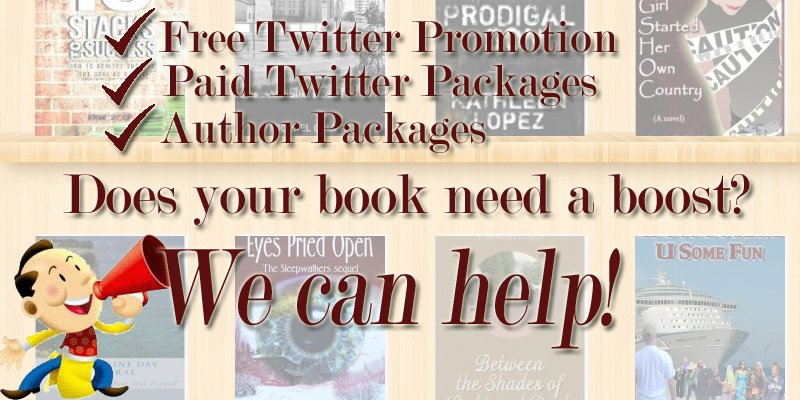RT @freeboostpromo: Do your books need a boost? We can help! https://t.co/fXwkaGo1iF  #author #kindle #indie #promo https://t.co/SxUE31yoEP