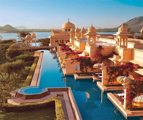 5 of the best luxury hotels in India