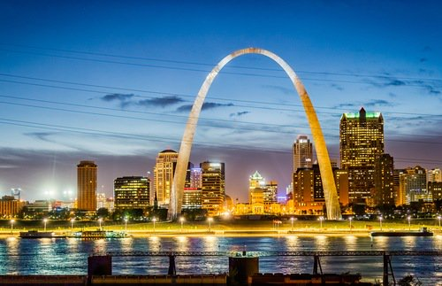 St. Louis' @GatewayArchSTL has gotten gussied up. What's new and improved: