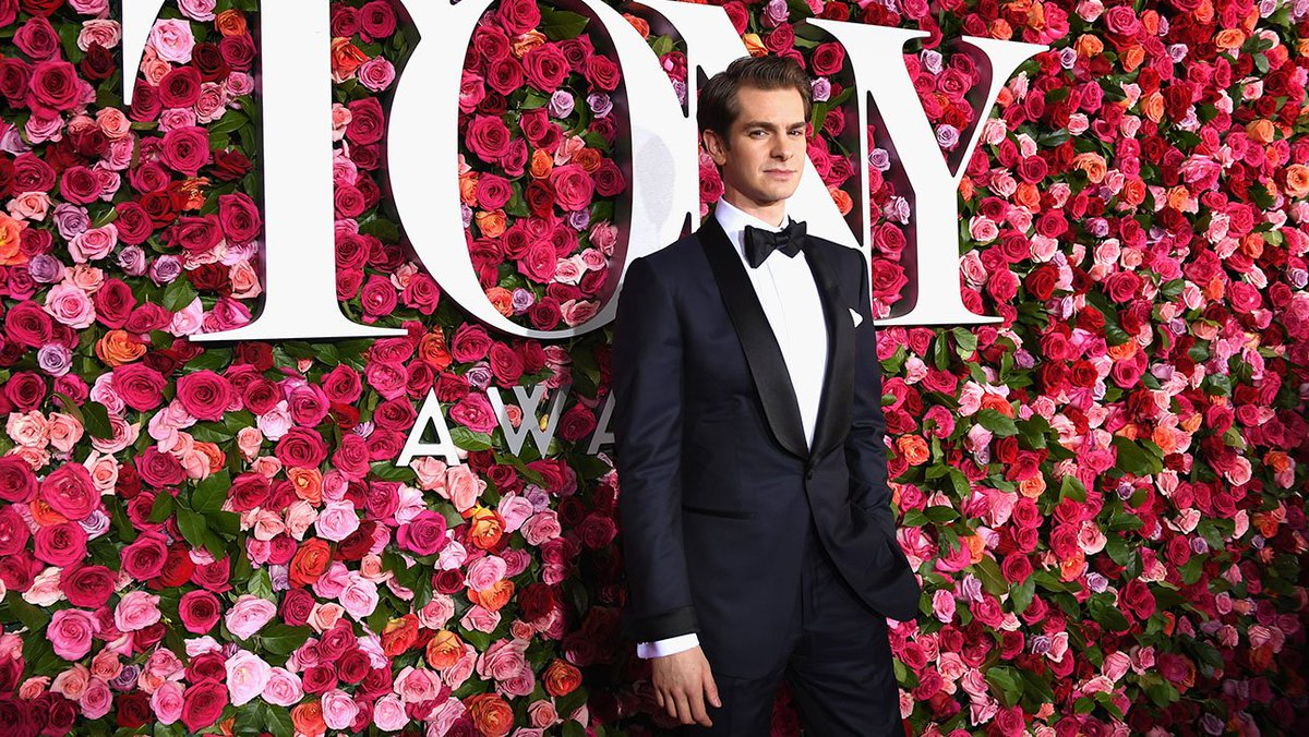 TonyAwards: Tina Fey, Andrew Garfield and more stars hit the red carpet in New York