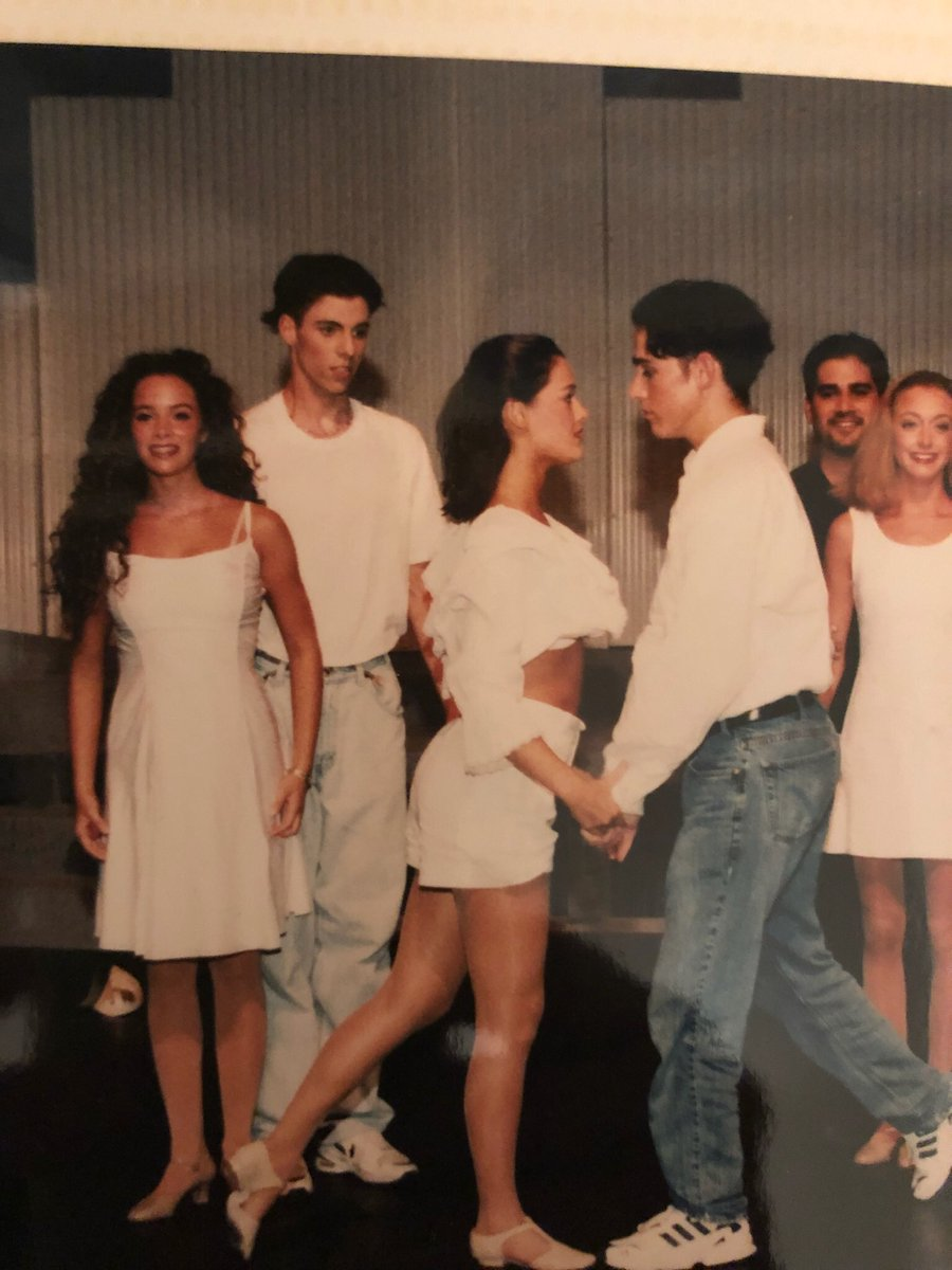 West Side Story #TonyDreaming https://t.co/V55cRI6DHt