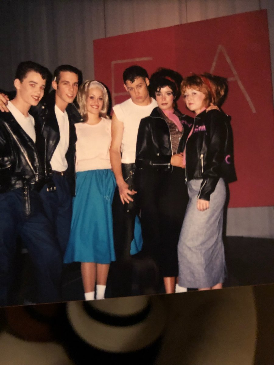 Grease. #TonyDreaming https://t.co/5jDfdwm55m