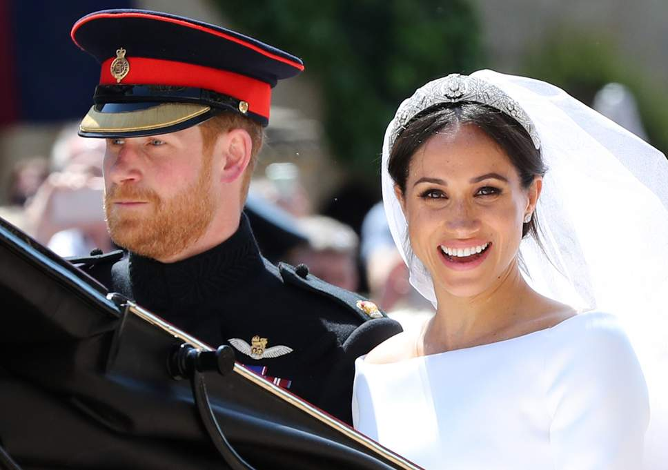 Heathrow passenger numbers soar thanks to Royal Wedding