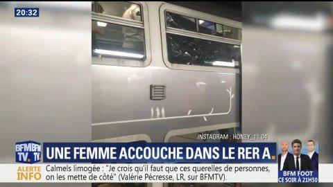 Naissance d'un bébé dans le RER A: 'Tout le monde a applaudi' https://t.co/5opihBUYZP
