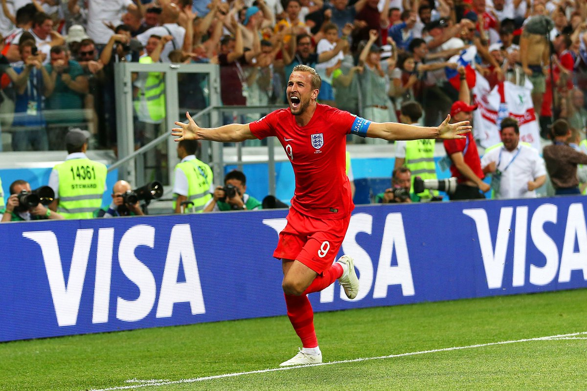 Only one #ENG player has ever scored an injury-time winner in a #WorldCup game.  That man is Harry Kane 🦁 https://t.co/7Q0Z3dbbtH