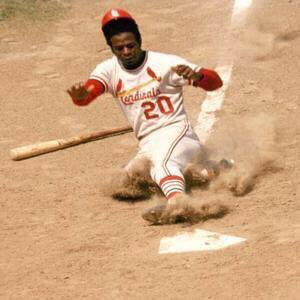 Happy Birthday to my favorite            player of all time...Lou Brock!!!