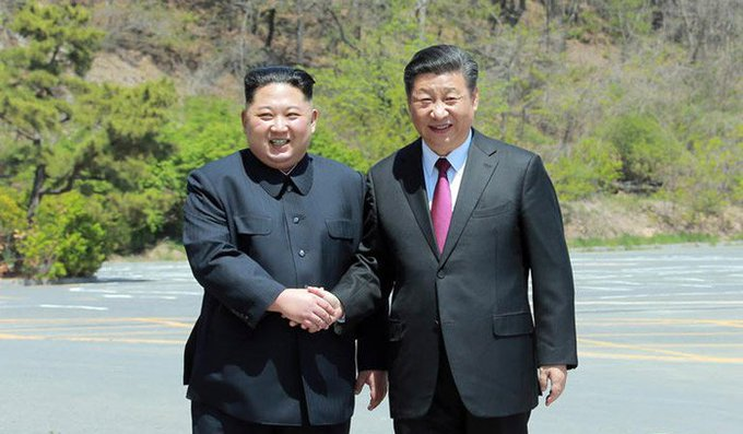 Kim Jong Un Wishes President Xi Jinping a Happy Birthday