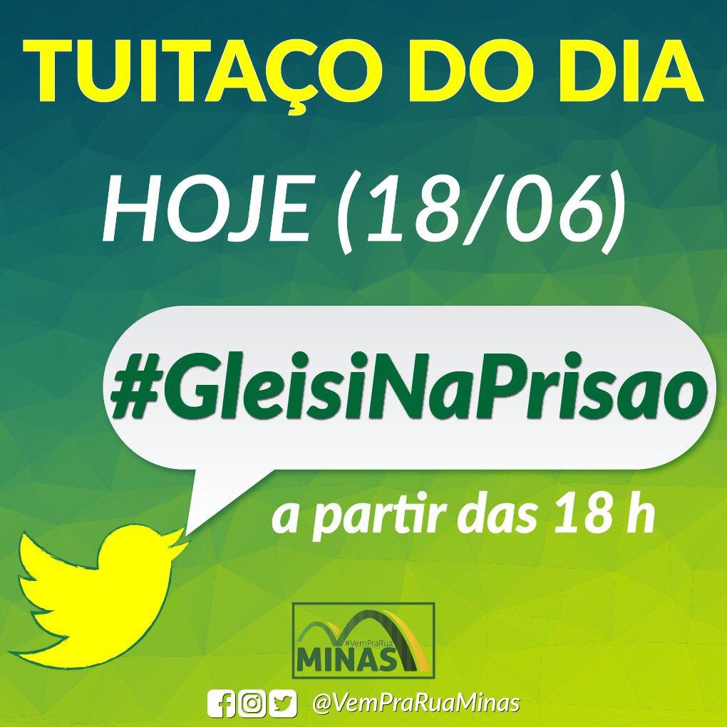 #GleisiNaPrisao