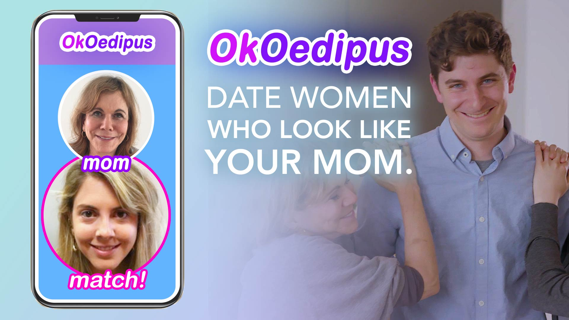 If you're horny and love your mom, we've got the app for you. https://t.co/oo7KIoVHLX