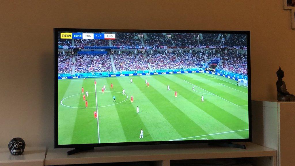 Come on England! #EnglandvTunisia #worldcup #ItsComingHome vKeKJj6fZw