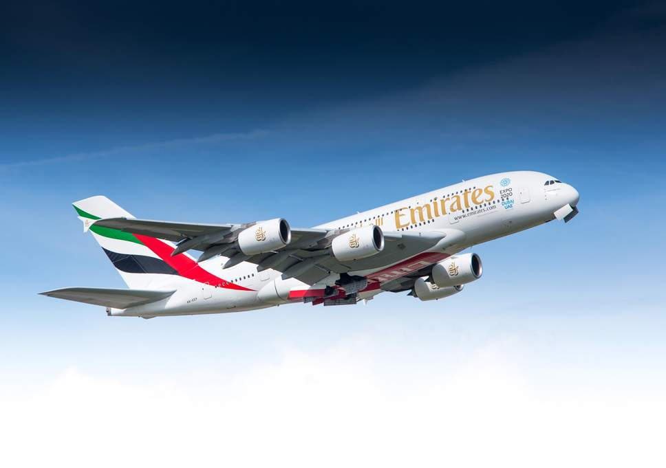 Emirates Airline introduces virtual windows for first class passengers