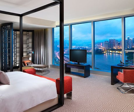 Top 5 Asian city hotel retreats - A Luxury Travel Blog