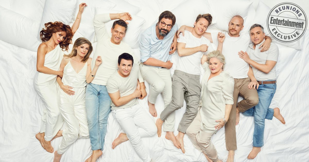 ICYMI: We reunited the cast of QueerAsFolk! See the exclusive photos here: