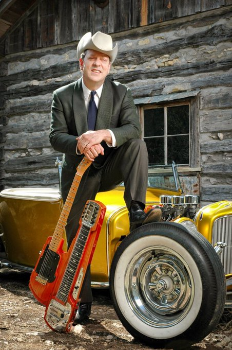 Happy Birthday, Junior Brown!