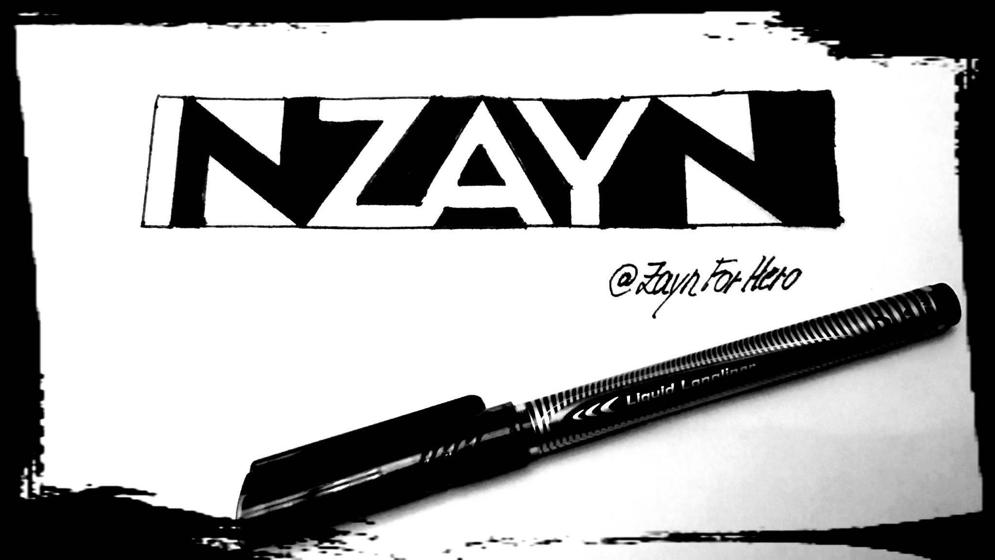 My special drawings for @inZAYN @RCARecords to show them how happy they make us Zquad ❤️ https://t.co/hrl0qOfFSN