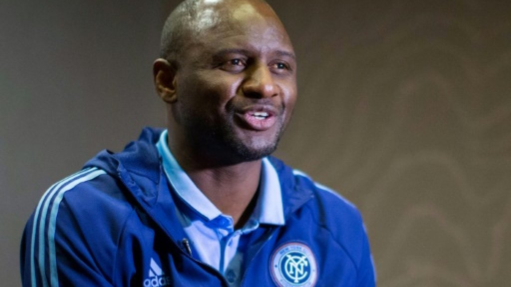 France and Arsenal great Vieira appointed Nice coach