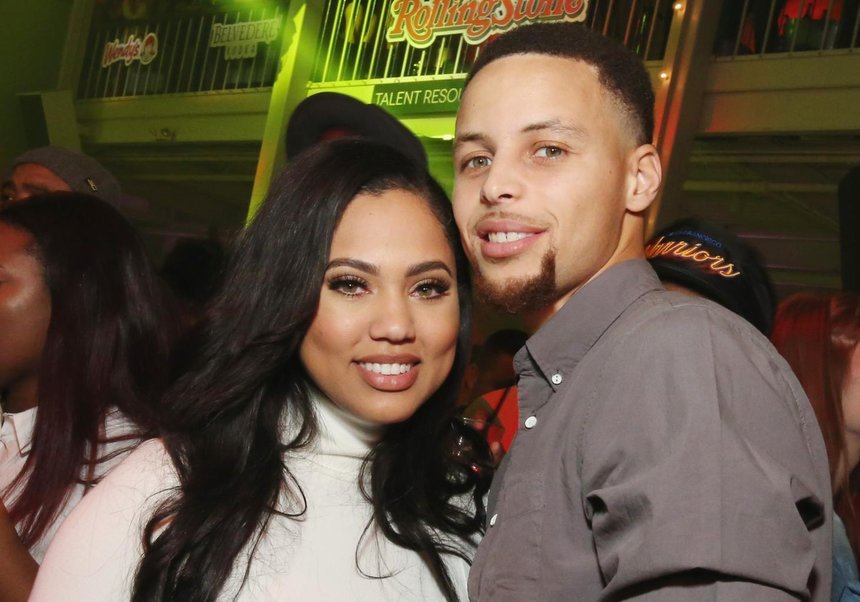 Steph Curry on getting married at 23: 'Why waste time if you've found the right one?' https://t.co/Cgfg3nPcjI https://t.co/XchfDFVnuh