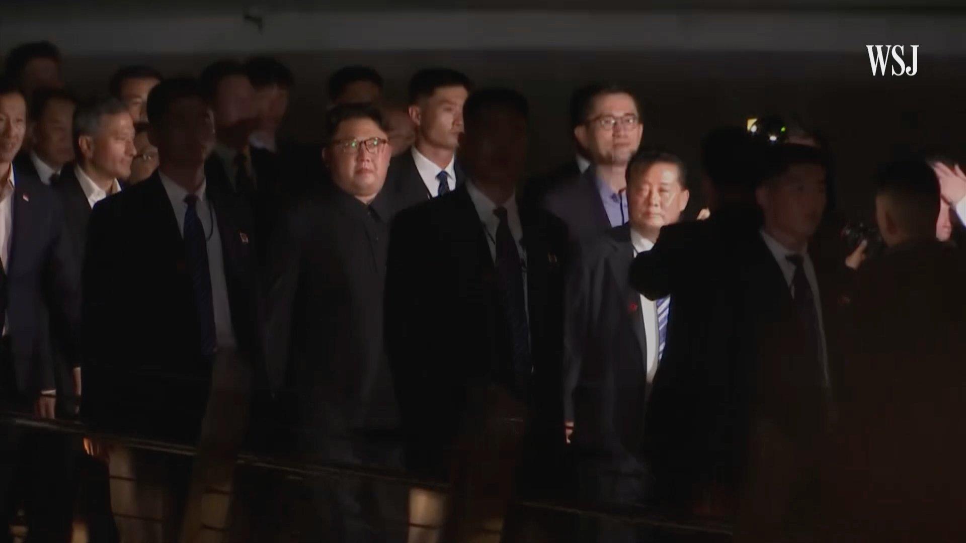 A sightseeing dictator? Kim Jong Un takes selfies in Singapore https://t.co/xZBU8JqEwd https://t.co/WFAUZY2MPf