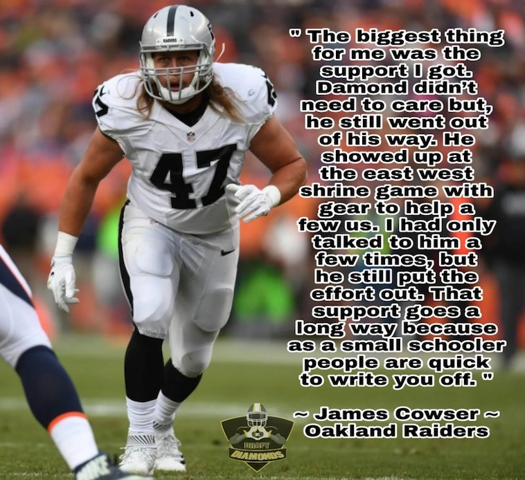 ICYMI:James Cowser, LB, Oakland Raiders https://t.co/Ec1UwMeJIe #NFL #NFLDraftNews https://t.co/xOI5qw29bd