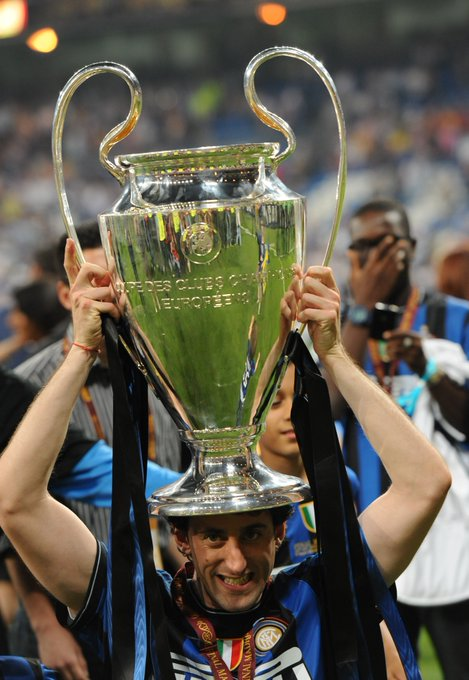 in 1979, an Inter legend was born...  Wish 2010 winner Diego Milito a happy birthday!