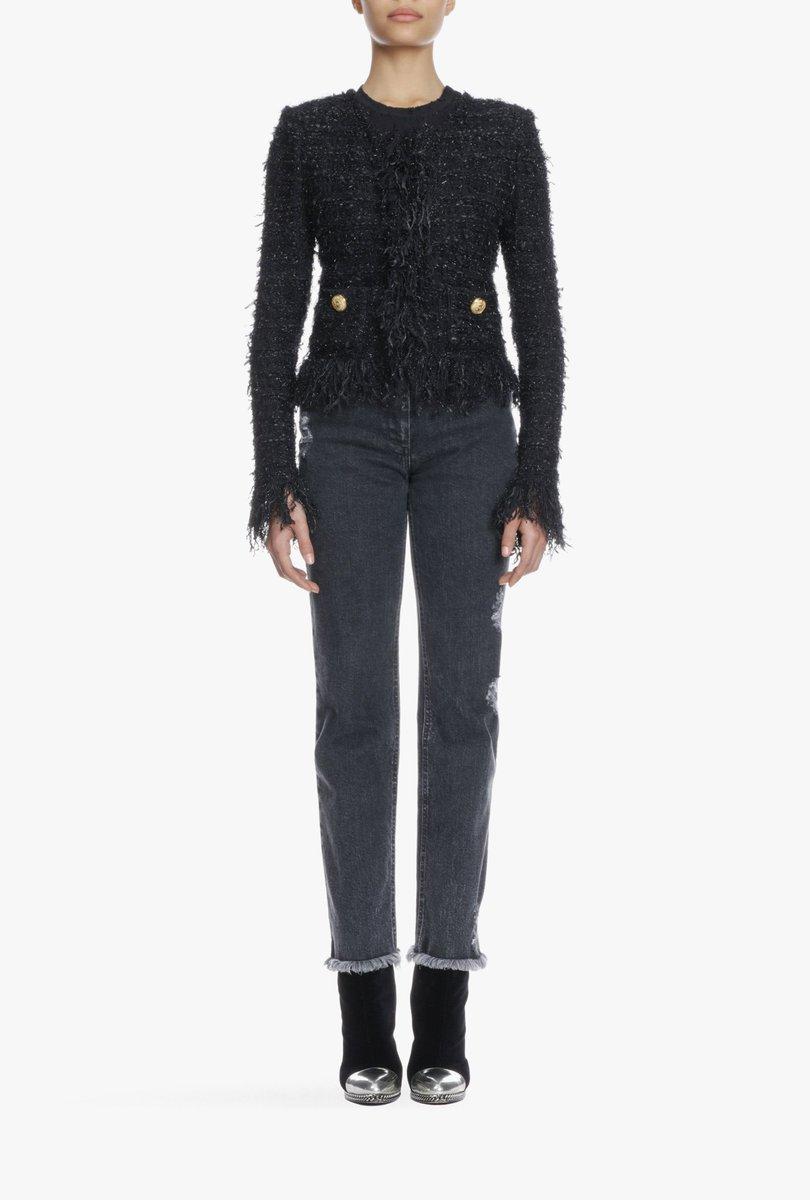 PRE-FALL TWEED, Shop the new Women's #BALMAINPF18 tweed pieces: https://t.co/WGqpLgcSHD https://t.co/K65bE0F6S9