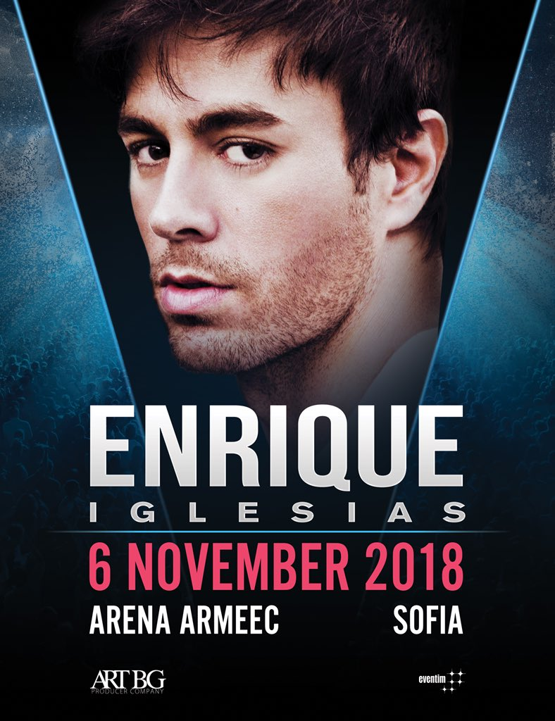 Bulgaria!! Coming to Arena Armeec on November 6th! Tickets on sale this Wednesday at 9am CET!! https://t.co/Ubk3bk2CSK