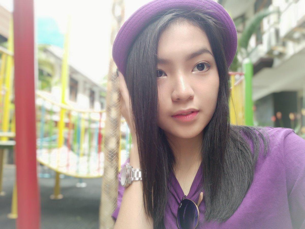 RT @S_GraciaJKT48: Selamat sayang eh siangg! Miss purple tudei mau kemans dan ngapains yha? 😝 https://t.co/4lbVJAnEqL
